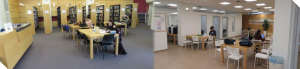 The faculty's Library